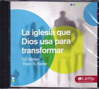 La Iglesia que Dios Usa para Transformar - CD digital