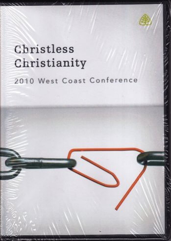 Christless Christianity / Cristianismo sin Cristo DVD (doblado al español) 9 lecciones en 3 discos