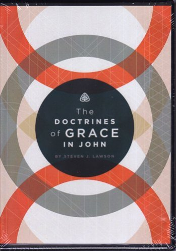Doctrines of Grace in John / Las Doctrinas de la Gracia en el Evangelio de Juan - DVD (doblado al español) 12 lecciones en 2 discos