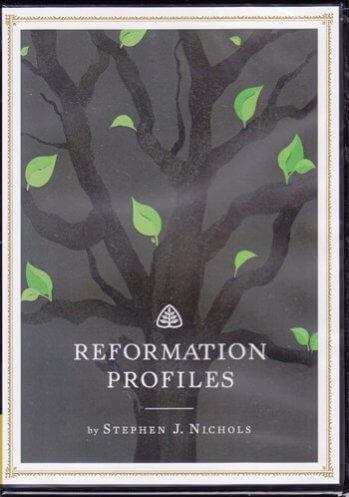 Reformation Profiles - Perfiles de Reformadores - DVD (doblado al español) 7 lecciones