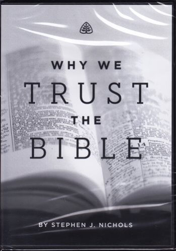 Why We Trust the Bible / Por Qué Confiamos en la Biblia - DVD (doblado al español) 8 lecciones en 2 discos