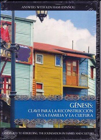 Génesis: Clave para la Reconstrucción en la Familia y la Cultura - DVD