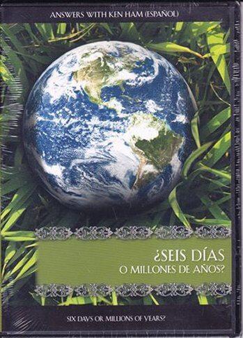¿Seis Días o Milliones de Años? - DVD