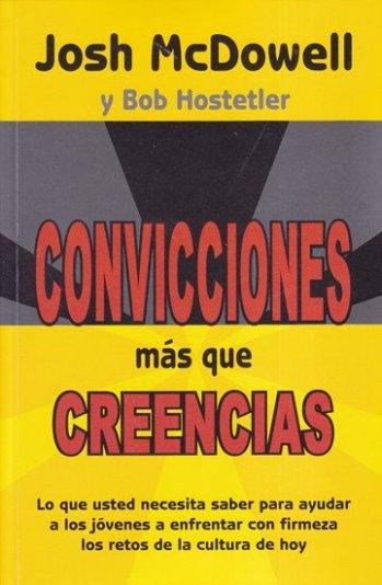 Convicciones más que Creencias