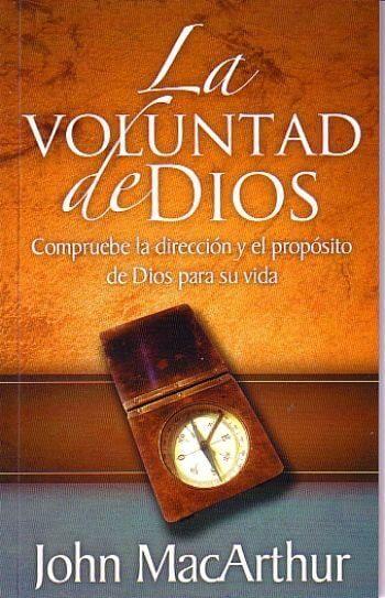 La Voluntad de Dios - compruebe la dirección y el propósito de Dios para su vida (bolsillo)