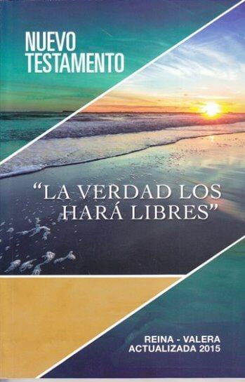 Nuevo Testamento RVA15 - Versión Económica