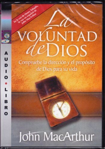 La Voluntad de Dios - CD Audio Libro