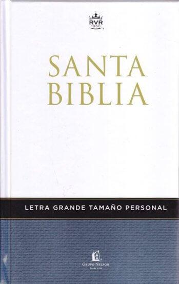 Santa Biblia: RVR60 Tamano Personal