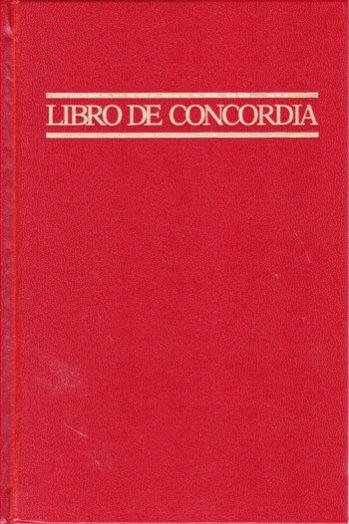 Libro de Concordia - Confesión Augsburgo