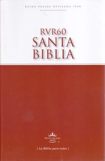 Santa Biblia: RVR60 Económica con concordancia - Nelson (pasta flexible)