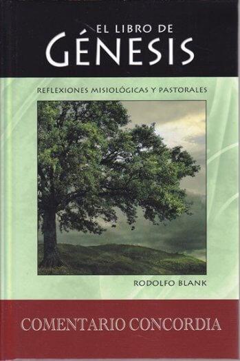 Comentario Concordia - Genesís: reflexiones misiológicas y pastorales (tapa dura)