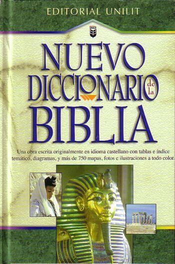 Nuevo Diccionario de la Biblia en 4 colores