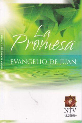 La Promesa: Evangelio de Juan (paquete de 10)
