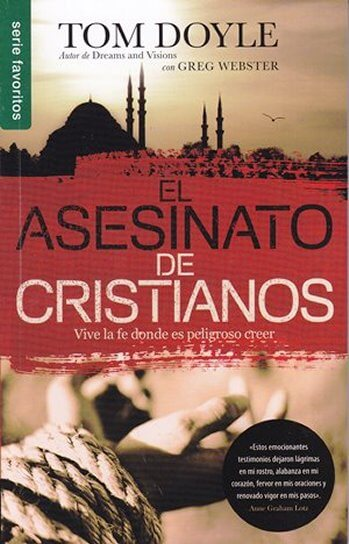Asesinato de Cristianos (bolsillo)