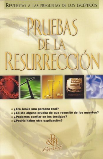 Evidencias de la Resurrección (folleto)