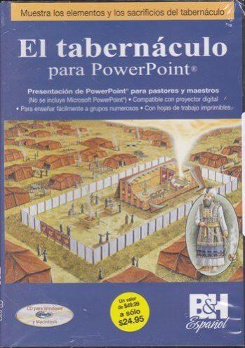 El Tabernáculo - Powerpoint DVD