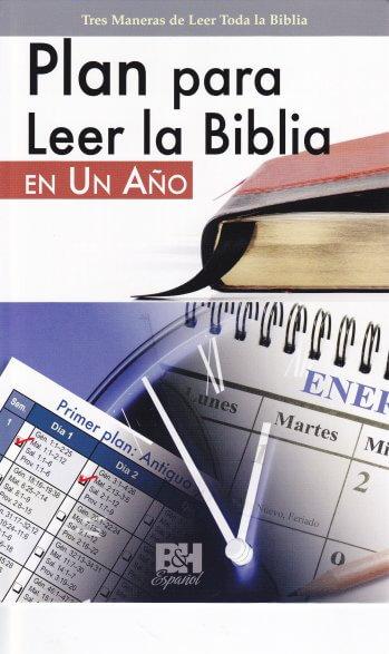 Plan para Leer la Biblia en Un Ano