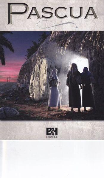 Historia de la Pascua - la muerte y resurrección de Jesús en los Evangelios