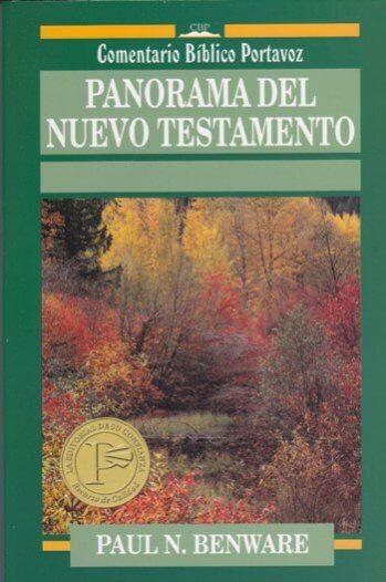 Panorama del Nuevo Testamento (Benware)