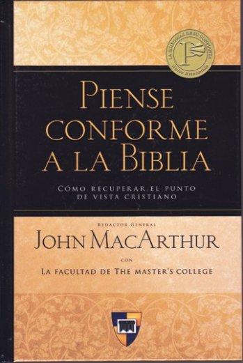Piense Conforme a la Biblia