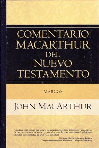 Comentario MacArthur del NT: Marcos (pasta dura)