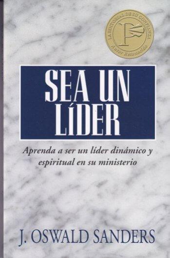 Sea Un Líder (media carta)