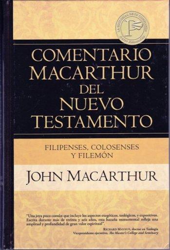 Comentario MacArthur del NT: Filipenses