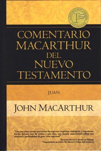 Comentario MacArthur del NT: Juan (pasta dura)