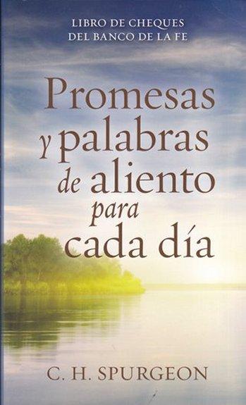 Promesas y Palabras de Aliento para Cada Día - Libro de Cheques del Banco de la Fe (bolsillo)