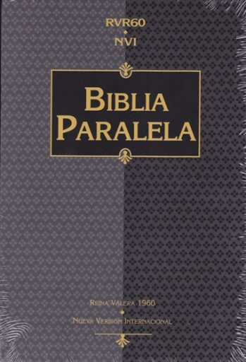 Biblia Paralela RVR60 / NVI (pasta dura