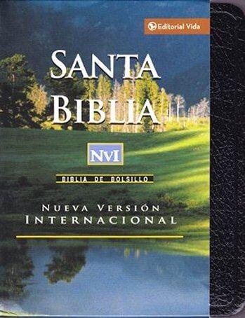 Biblia NVI de Bolsillo - con concordancia y mapas