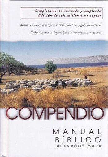 Compendio Manual Bíblico: de la RVR 60 (pasta dura)