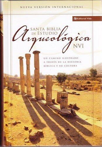 Biblia de Estudio Arqueológica NVI..(Tapa Dura)