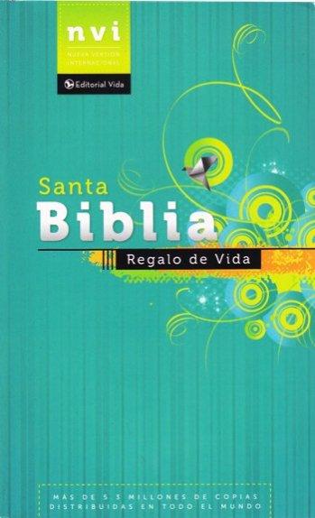 Biblia NVI Regalo de Vida (para evangelización)