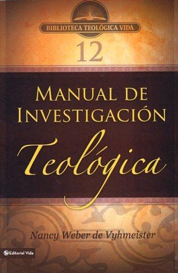 Manual de Investigación Teológica