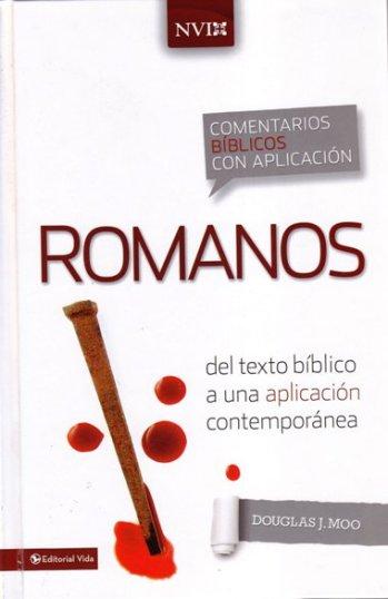 Romanos - Comentario NVI: del texto bíblico a una aplicación contemporánea (pasta dura)