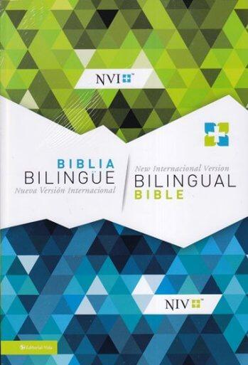 Biblia Bilingue NVI / NIV (tapa rústica)