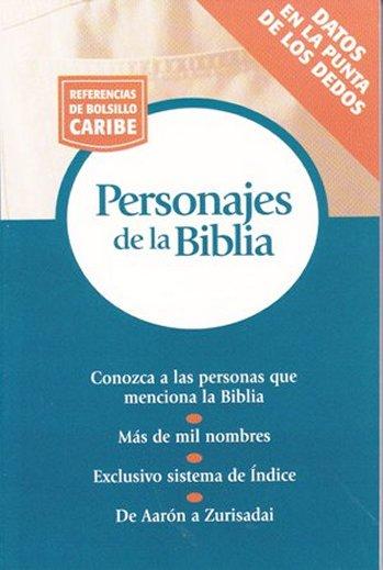 Personajes de la Biblia  (bolsillo de Nelson)