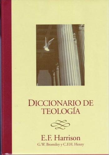 Diccionario de Teologia (pasta dura)