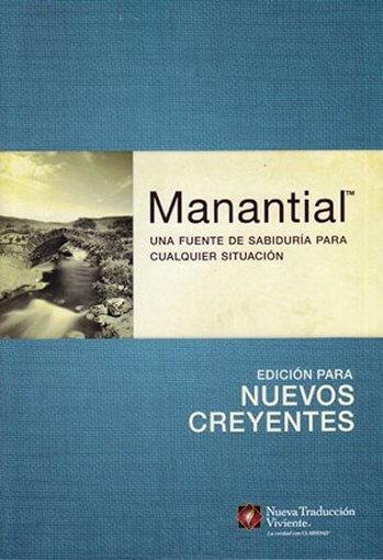 Manantial - edición para nuevos creyentes
