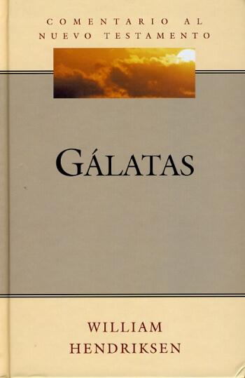 Comentario al NT - Gálatas (pasta dura)