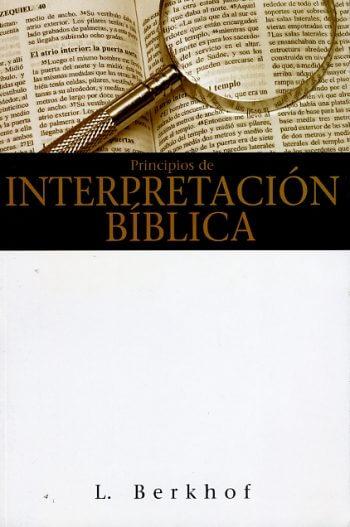 Principios de Interpretacion Biblica