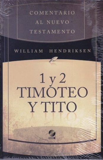 Comentario al NT - 1 y 2 Timoteo y Tito (pasta flexible)