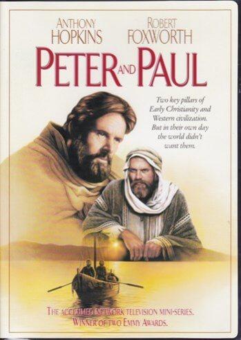 Peter and Paul / Pedro y Pablo (DVD doblado)