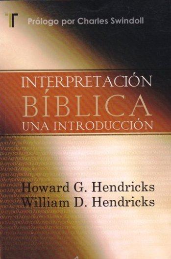 Interpretación Bíblica - Una Introducción
