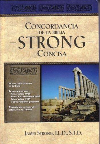Concordancia de la Biblia Strong Concisa (tapa dura)