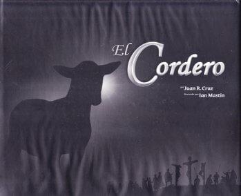 El Cordero - la historia del evangelio escrito para niños con ilustraciones de todo color con CD de la narración