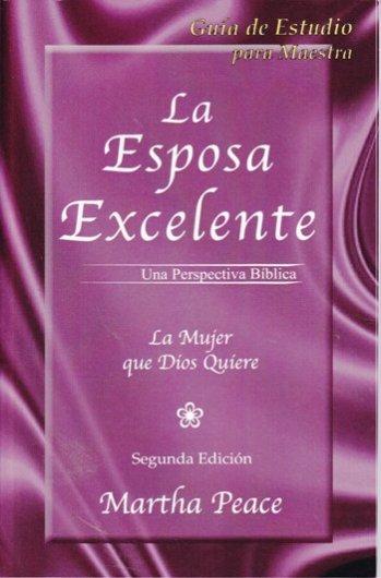 La Esposa Excelente - Guía de Estudio para Maestra (con respuestas)
