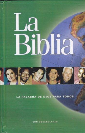 La Biblia: La Palabra de Dios Para Todos (pasta dura)