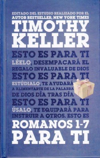 Romanos 1 - 7 para ti (pasta dura)